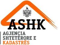 Agjensia Shteterore e Kadastres - logo