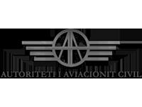 Autoriteti Aviacionit Civil - logo