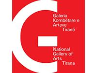 Galeria Kombetare e Arteve - logo
