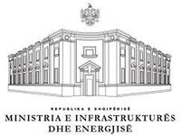 Ministria e Infrastruktures dhe Energjise - logo