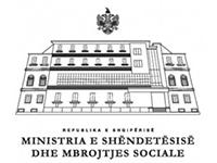 Ministria e Shendetsise dhe Mbrojtes Sociale - logo