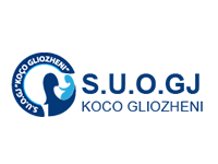 Spitali Suogj Koco Glozheni - logo